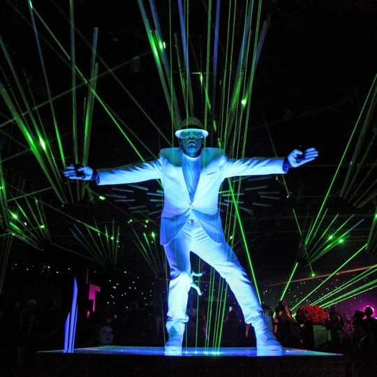 Amazing Laser Performance