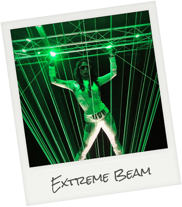Extreme Beam Exclusive Talent