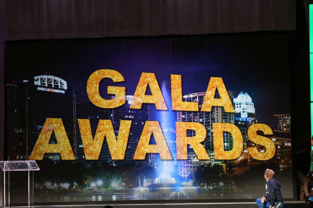 the Gala Awards for TSE