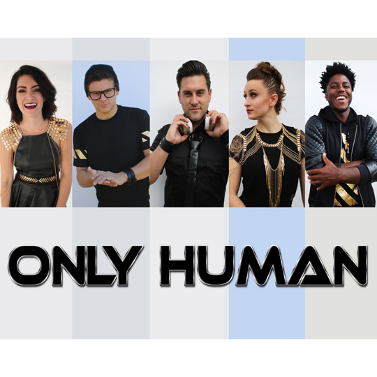 Only Human by T Skorman