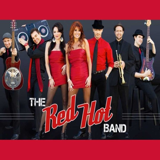 red hot band