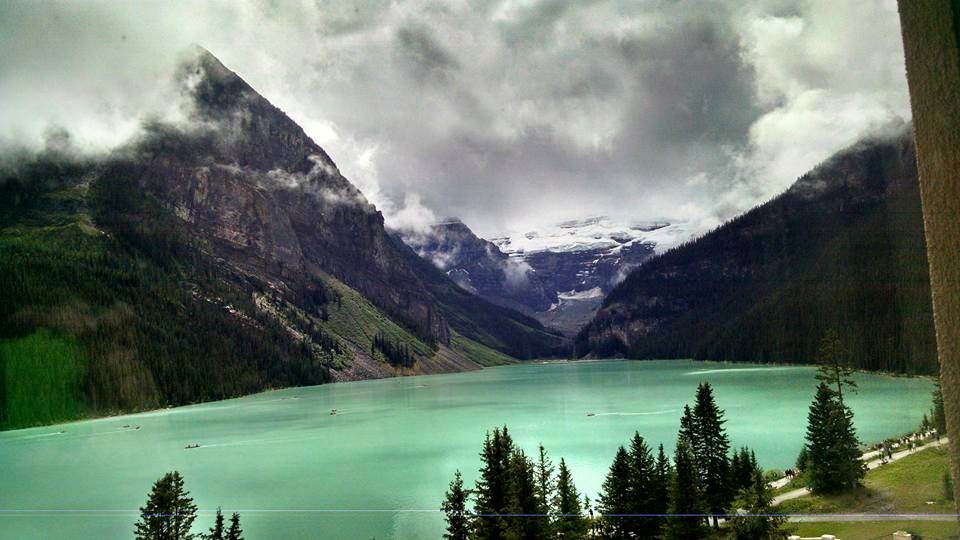 Paul Lake Louise