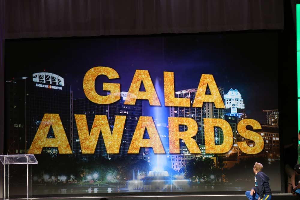 the Gala Awards for TSE