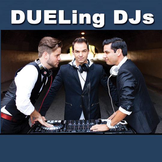 DUELing DJs